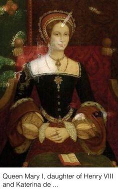 Dochter van Catharina van Arragon
