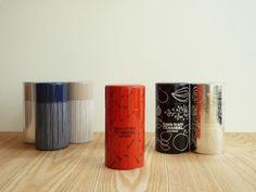 「リサ・ラーソン&北欧アーティストフェア」とTE HANDELの缶