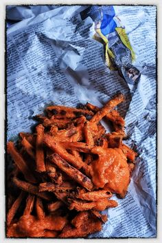 Sweet potato fries are tricky little birds. I fell in love with these fries when we toured the Southern States of America last year. They were as ubiquitous as normal potato fries and I had them in heaped generously into baskets at a blues club with a ginormous burger, then at the Bluebird café, whilst girls and their guitars poured ... Read More