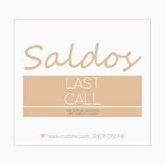 ️ ⚡️LAST CALL ⚡️ SALDOS  Até 50% de desconto em toda a coleção!  www.freakumstore.com  #allin #onlinestore #onlineshop #freakum #freakumstore #sales #saldos #lastcall #upto50off