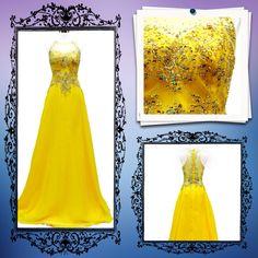 Si eres experta en tendencias, el amarillo es color ideal,  Disponible en OLE