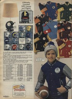 4cbe0af4a149 Sears football jackets....every boy in elementary school had one of ...
