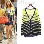 Today's Hot Pick :Tone Striped Cardigan http://fashionstylep.com/SFSELFAA0003017/dalphinsen1/out High quality Korean fashion direct from our design studio in South Korea! We offer competitive pricing and guaranteed quality products. If you have any questions about sizing feel free to contact us any time and we can provide detailed measurements.
