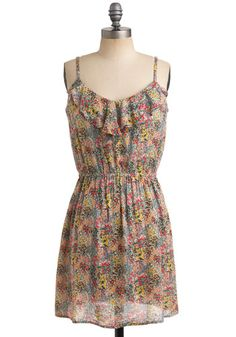 Festival Face Painter Dress from ModCloth