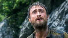 Daniel Radcliffe undergoes gruesome transformation in 'Jungle'