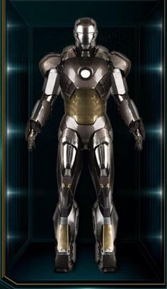Iron man - Mark 12