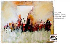 Het schilderij BELOOFD heeft een nieuwe bestemming gekregen. Het is verhuisd naar Deil. Maar er blijft nog genoeg keuze over in de galerie.