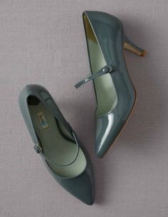 Pointed Mary Janes $148.00