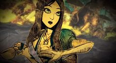 madness is not a state of mind it's a place - Alice madness returns