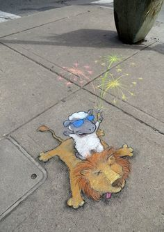 lambs big finale - David Zinn