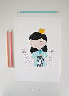 Affiche-Little Princess-