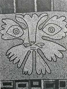 Tete Barbue, Picasso