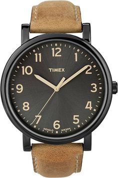 I love me some vintage Timex numerical typography.