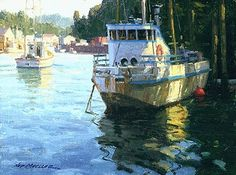 Ned Mueller Oil Painting - beautiful