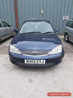 2005 FORD MONDEO 2.0 TDCI WITH NEW MOT SPARES OR REPAIRS PLEASE READ #ford #mondeo #forsale #unitedkingdom