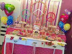 Hippie Chic Birthday Party Ideas | Photo 1 of 20