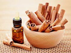 Cinnamon and cinnamon oil