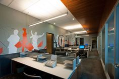 Cool The ACBC Office Interior Design by Pascal Arquitectos Decoration Ideas