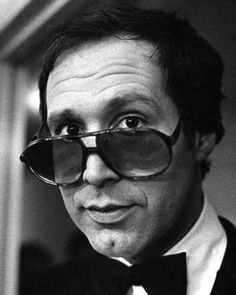 Chevy Chase-if only he could always stay the 70's/80's version of himself and never become the Community character he is now...my ultimate heartthrob circa those eras.