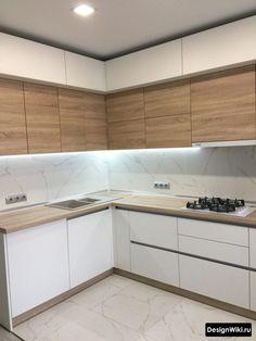 Modern Kitchen Interiors, Luxury Kitchen Design, Kitchen Room Design, Modern Kitchen Cabinets, Contemporary Kitchen Design, Kitchen Cabinet Design, Kitchen Layout, Home Decor Kitchen, Interior Design Kitchen