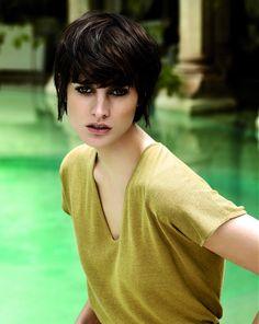 Revlon Professional short brown Hairstyles