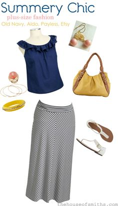 Cute Plus-Size Clothing Options, Trendy Accessories and Halftees