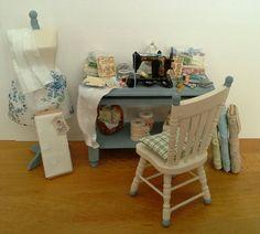 Sewingtable made by Jolanda Knoop