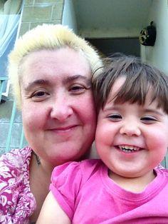 mum and bella