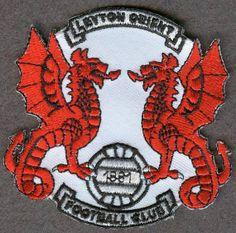 Leyton Orient England Football Club FC Soccer Badge by ManyIdea88, $8.99 Football Team Logos, Soccer Logo, Football Shirts, Soccer Teams, British Football, English Football League, Leyton Orient Fc, Image Foot, Bristol Rovers