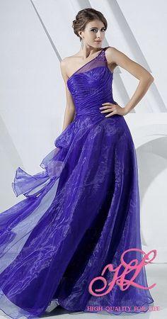 Une épaule, Sans manches, Bleu, Net/Organza, Line-A, Luxe, Robe de soirée, robes de cocktail  http://www.robesoir.fr/toutes-les-robes-de-longues/217-une-epaule-sans-manches-bleu-net-organza-line-a-luxe-robe-de-soiree.html#