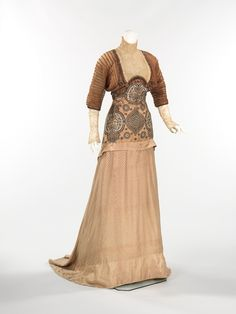 Evening gown | Met Museum | c. 1910