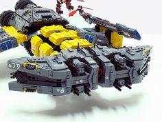 Battlecruiser head | Flickr - Photo Sharing!