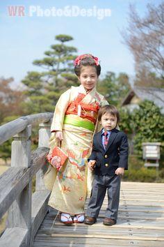 七五三 Rite Of Passage, Infants, Harajuku, Kimono, Japan, Costumes, Traditional, Kids, Style