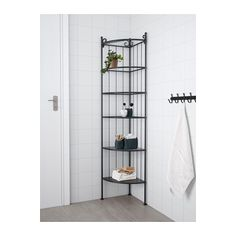 $40 would need to paint it something else, maybe ombre or color block so it's not so ugly  RÖNNSKÄR Corner shelf unit  - IKEA