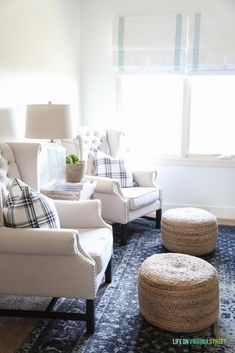 Decked and Styled Spring Home Tour - Life On Virginia Street