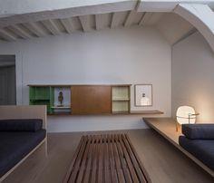 Rénovation d'un appartement à Saint-Germain-des-Prés par Francesc Rifé Studio - Journal du Design