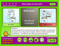 Free Technology for Teachers: An Animated Guide to Electric Circuits