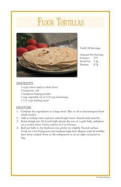 Churros, Enchiladas, Quesadillas, Empanadas, Kitchen Recipes, Cooking Recipes, Boricua Recipes, Homemade Flour Tortillas, Tacos