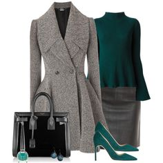 """""""Coats Are Everything This Fall !!!"""" by stylesbypdc on Polyvore"""