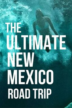 THIS 1,411-MILE ROUTE takes you to three UNESCO World Heritage Sites and as many national monuments, art and historical sites unique to New Mexico, and scores of places to climb, camp, swim, stargaze, scuba dive, encounter alien life…and eat pie. Welcome to the great state of New Mexico. Make it your next great road trip. #NewMexicoTRUE