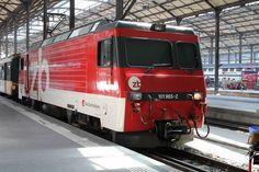 """Zentralbahn (zb), HGe 101 965 """"Lungern"""", Luzern (LU)"""