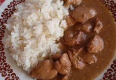 Játrová omáčka - snadno a rychle Chana Masala, Beef, Treats, Ethnic Recipes, Food, Kochen, Sweet Like Candy, Meal, Essen