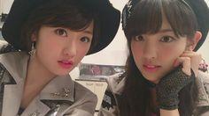 Haruka Kudo & Haruna Iikubo