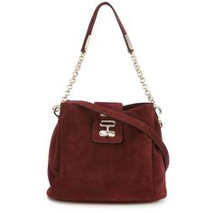 Tila March 'Manon' shoulder bag (3,265 CNY) ❤ liked on Polyvore featuring bags, handbags, shoulder bags, red, shoulder bag purse, red purse, shoulder handbags, red handbags and tila march handbags