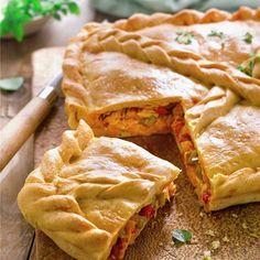 Empanadas Recipe - Useful Articles Tapas, Vegan Fish, Empanadas Recipe, Tacos And Burritos, Cuban Recipes, How To Eat Better, Easy Salad Recipes, Recipes From Heaven, Food 52