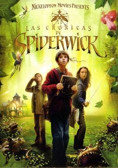 Resultado de imagen para Las Crónicas de Spiderwick
