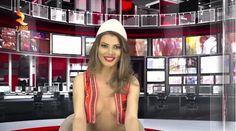 La nouvelle présentatrice du JT en Albanie est seins nus à la télé Check more at http://people.webissimo.biz/la-nouvelle-presentatrice-du-jt-en-albanie-est-seins-nus-a-la-tele/