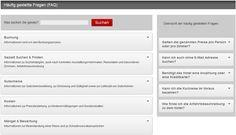 Haben Sie Fragen? In unserem FAQ Bereich finden Sie ausführliche Antworten auf Ihre Fragen!