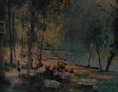 Retro, Painting, Art, Art Background, Painting Art, Kunst, Paintings, Performing Arts, Retro Illustration