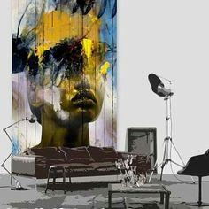 Graffiti, Home And Deco, Aboriginal Art, Pop Art, Large Art, Design Art, Graphic Design, Art Boards, Illustrations
